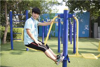 【新生故事】尹泽斌:爱与责任赋能我