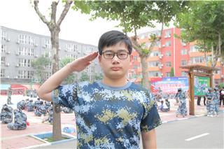 【新生故事】戚博博:遇到新华,开始了未来新旅程