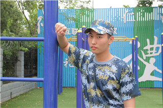 【新生故事】杨泫胤 :在新华,找到人生新大陆