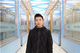 """【新生故事】吴帅 :""""伍""""动人生前奏,互联科技人生"""