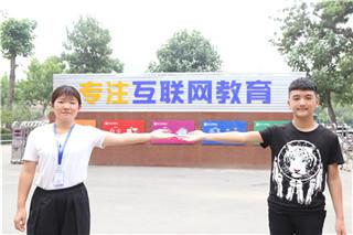 【新生故事】 姐弟一起来新华,学技术圆人生梦想