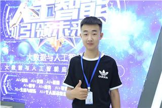 【新生故事】 明星来新华学技术,点燃青春梦想