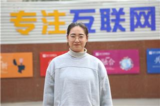 【新生故事】 选品牌学校,学热门技术