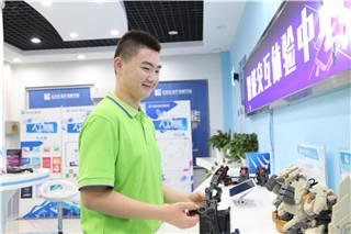 【新生故事】 笃定计算机行业有前景,选新华学专业好技术