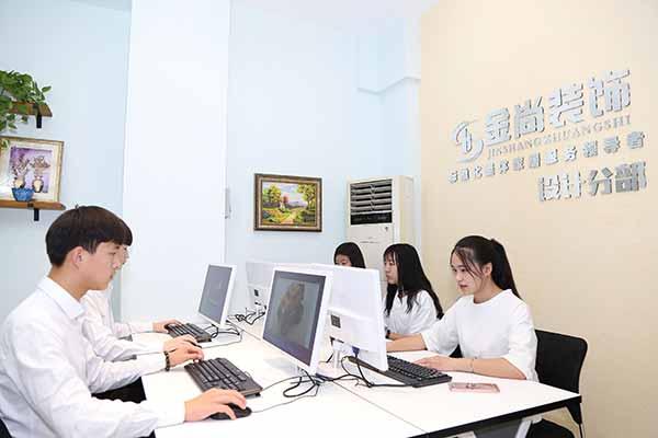 石家庄新华电脑学校创意设计工作室环境