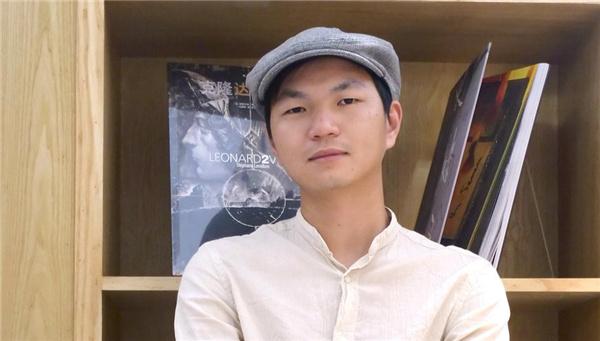 森雨漫创始人、《三体》画集发起人——司南